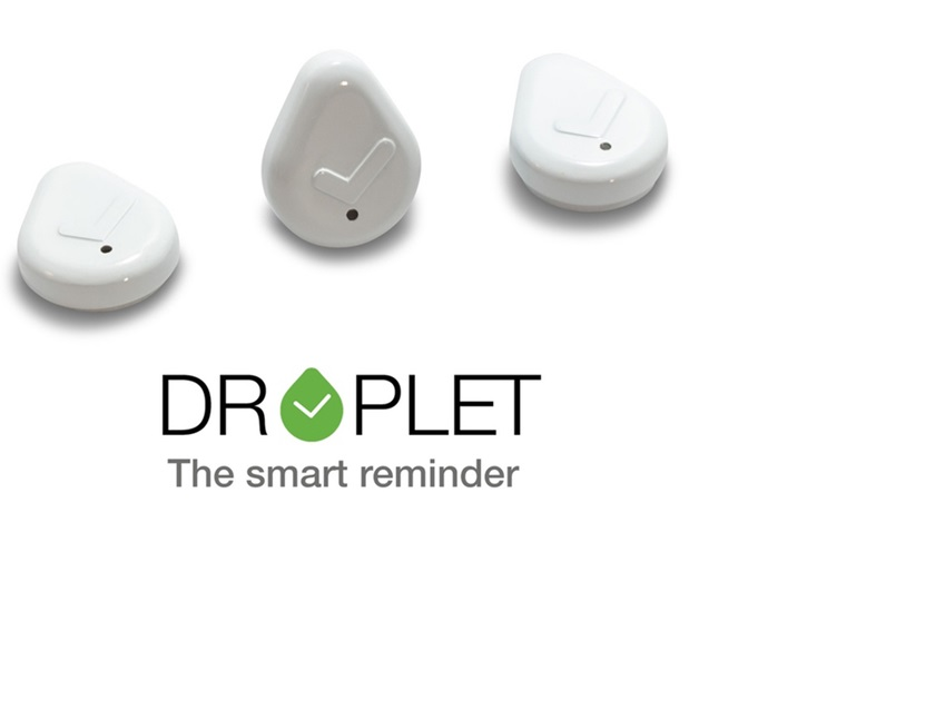 Droplet - The Smart Reminder1