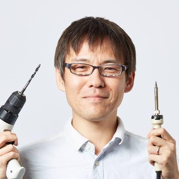 Daiju Ishikawa, founder of robotics competition Hebocon